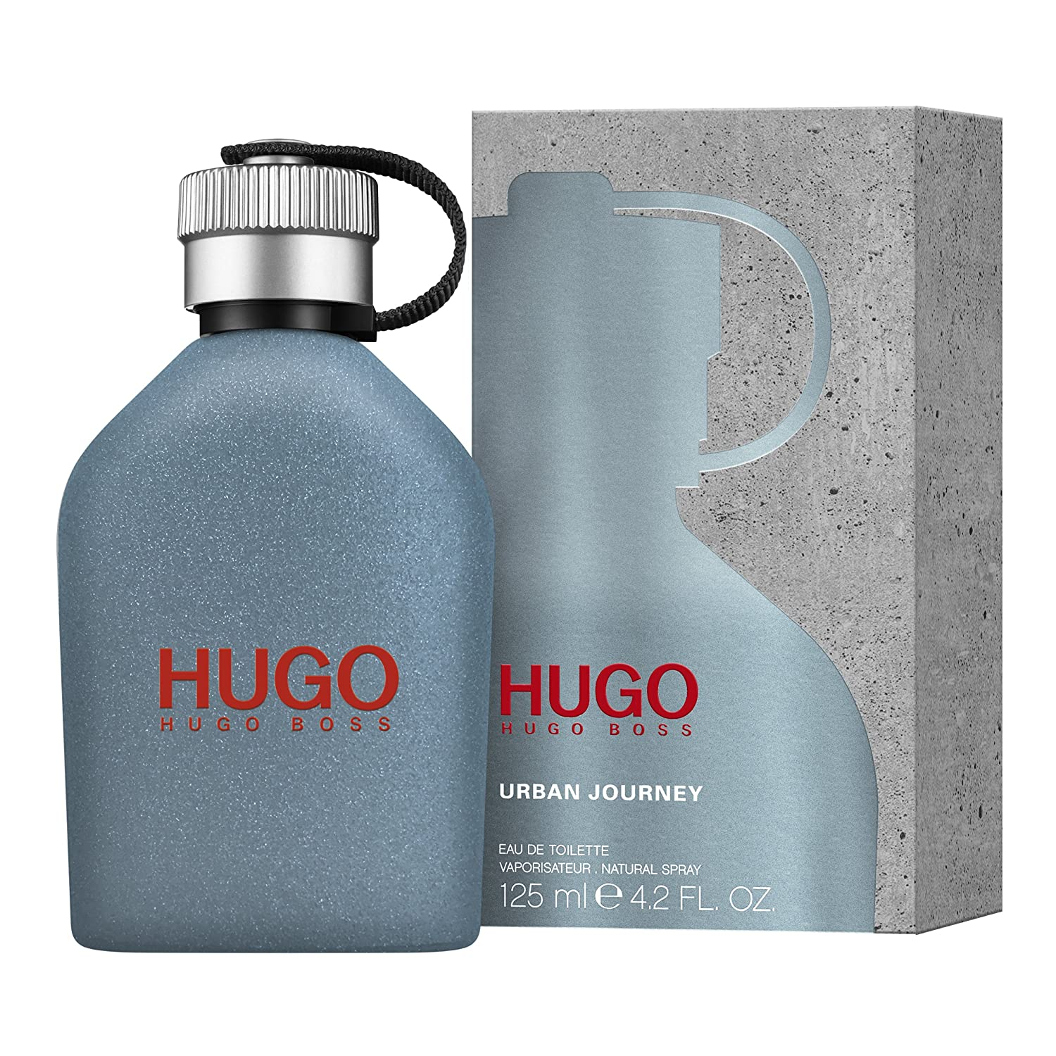 Amazon.com: Hugo Boss Urban Journey Eau de Toilette Spray, 4.2 fl. oz.: Luxury Beauty