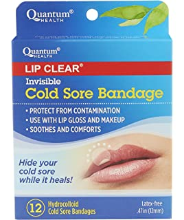 Amazon com: Compeed Cold Sore Patches 15 Patches by Johnson