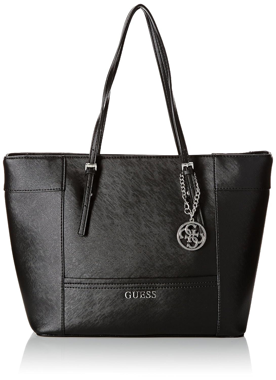 Guess HWEY45 35230 - Bolso para mujer, color negro, talla Única: Amazon.es: Zapatos y complementos
