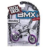 Tech Deck - BMX Finger Bike - Sunday - Black/Purple