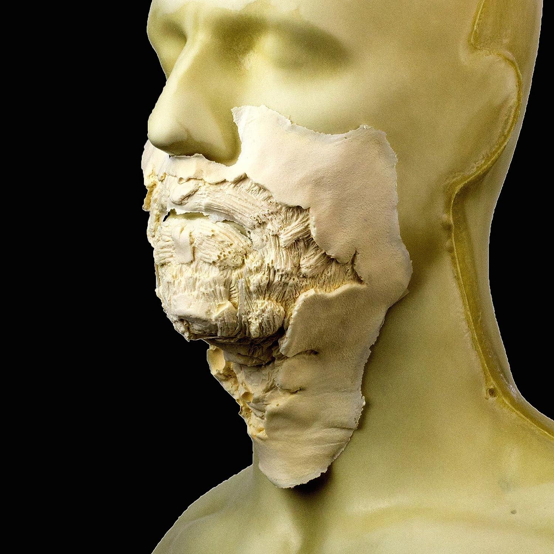 Rubber Wear Foam Latex Prosthetic - Large Zombie Mouth #1 - FRW-115 - Makeup FX
