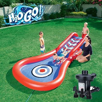 Amazon.com: h2ogo. Splash y Play Cannon Ball Kiddie ...