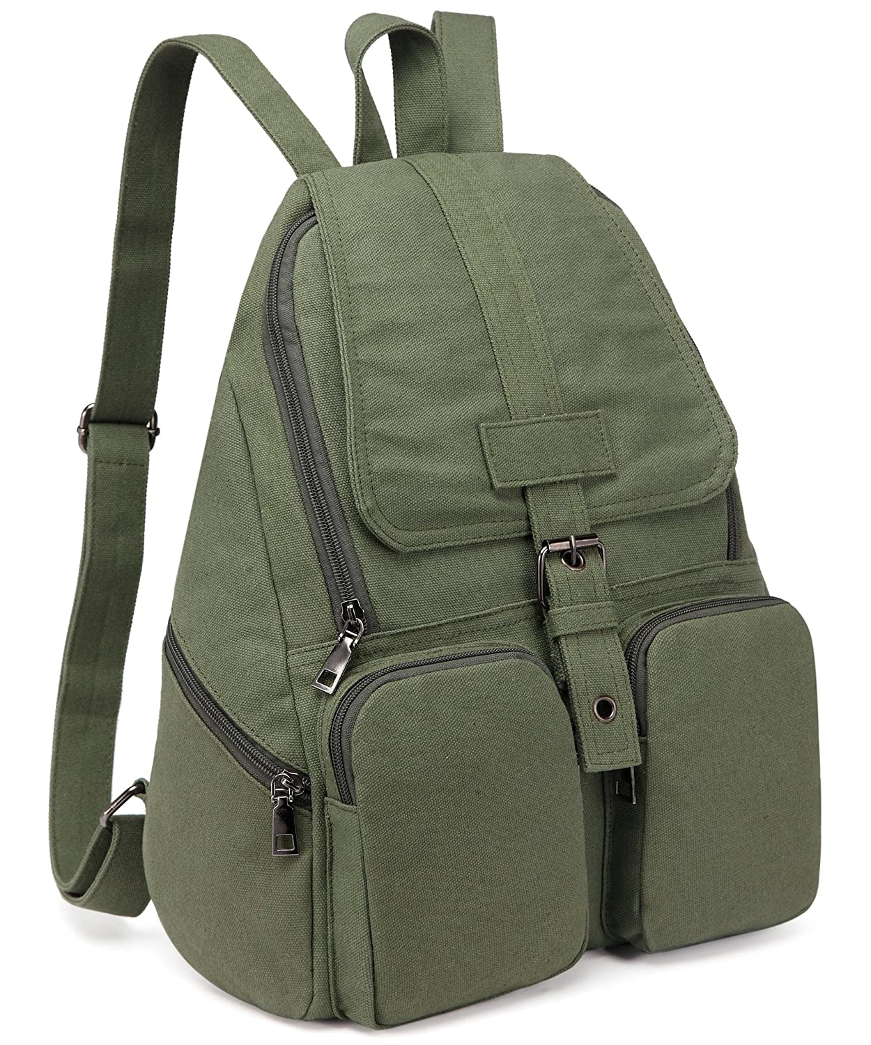 Canvas Preschool College Large Casual Backpack for Teens Boys Girls Men Women JS160712003