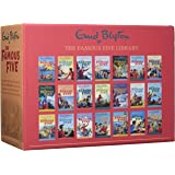 Famous Five Series 21 Books Collection