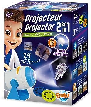Opinión sobre Buki France- Proyector 2 en 1 (6306)