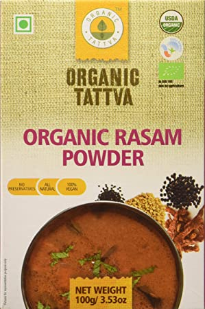 Organic Tattva Rasam Powder, 100g