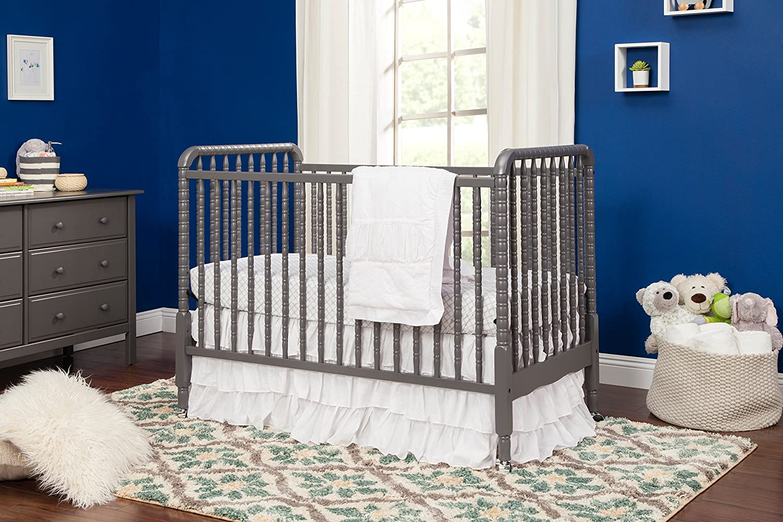 Ebony DaVinci Jenny Lind Stationary Crib