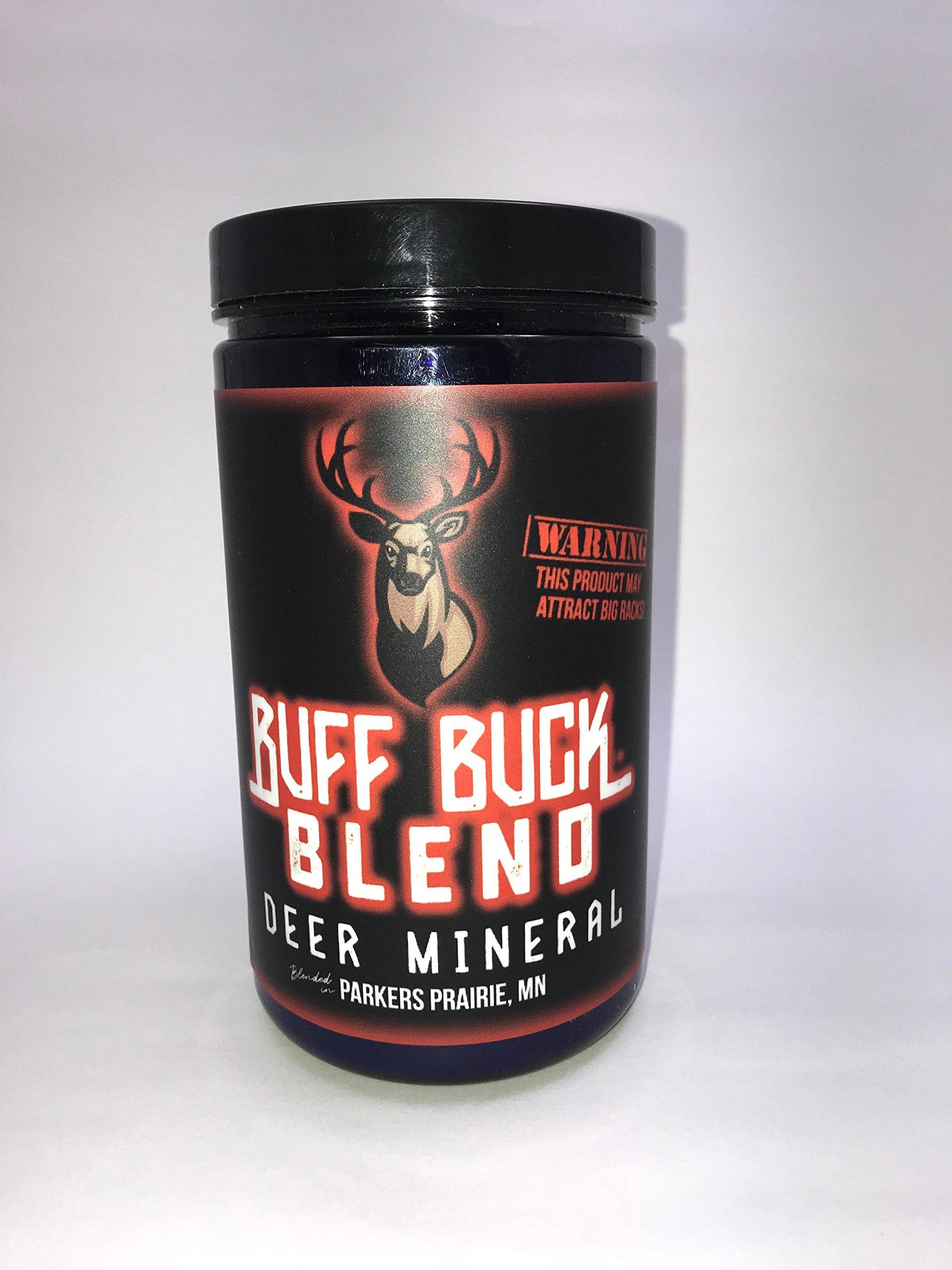 Buff Buck Blend Deer Mineral 2.5lb