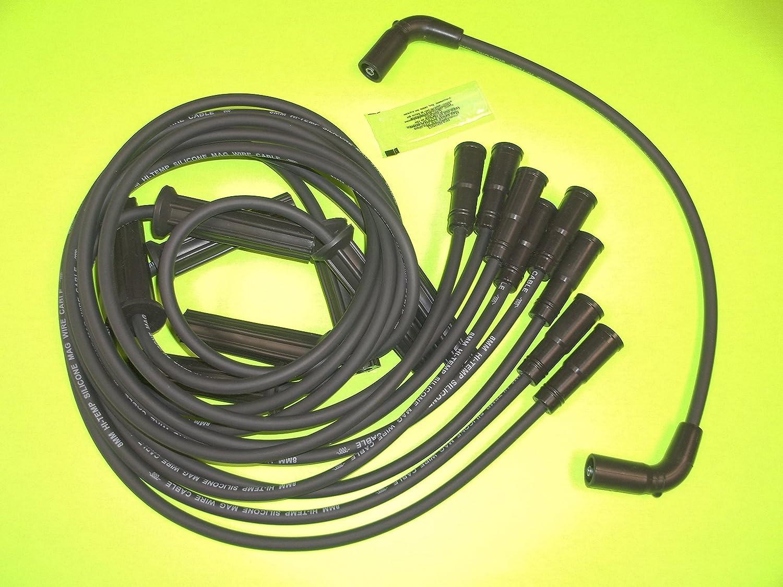 Mercruiser OEM MPI Spark Plug Ignition Wires Set for flat cap V8 84-863656A1