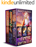 Vampire Knitting Club Boxed Set: Books 1-3
