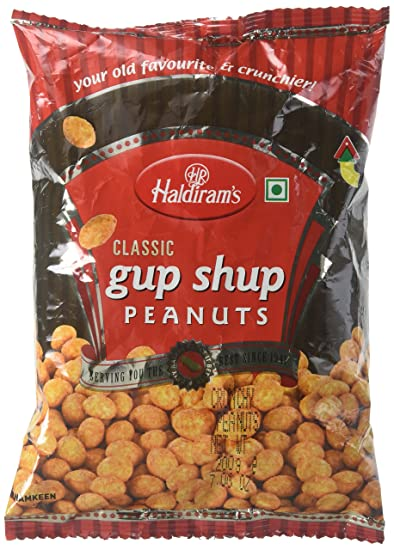 Amazon Gup Shup Peanuts 200 Gram Indian Food Grocery