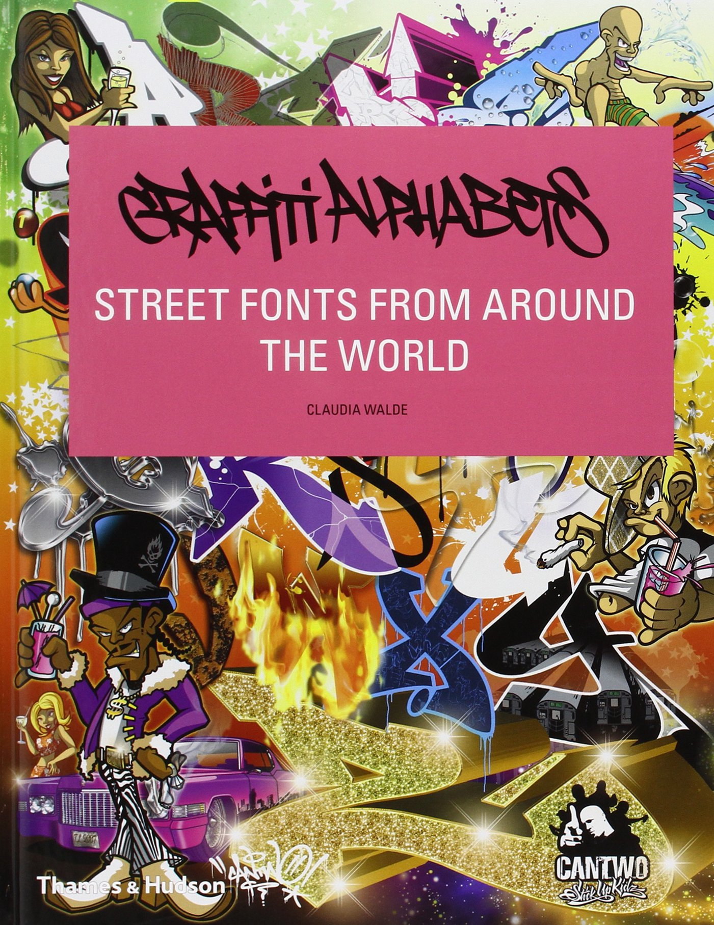 Graffiti Alphabet Street Fonts From Around The World