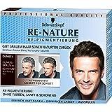 Re-nature Re-Pigmentierung für Männer, dunkel, 3er Pack (3 x 100 g)