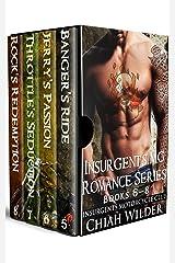 Insurgents MC Romance Series (Books 5 - 8): Insurgents Motorcycle Club Box Set Kindle Edition