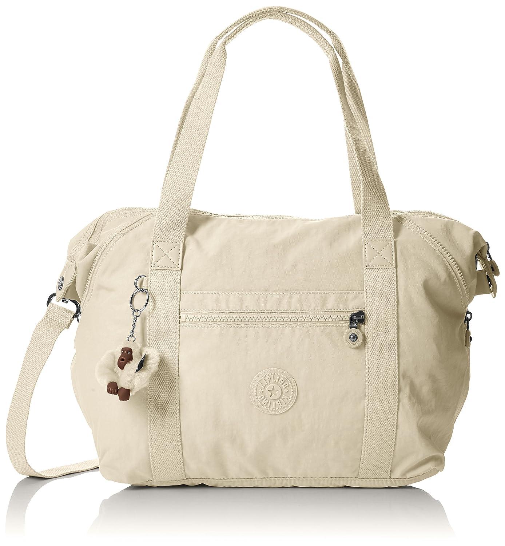White (Tile White) Kipling Women's Art Crossbody Bag