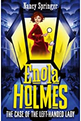 Enola Holmes 2: The Case of the Left-Handed Lady Kindle Edition