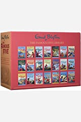 Enid Blyton Famous Five Series 21 Books Collection Box Gift Set Pack (1 To 21) Paperback