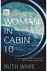 Woman in Cabin 10: Thriller (German Edition) Kindle Edition