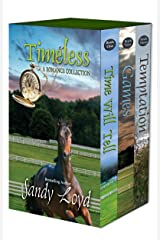 Timeless Series: Book 1-3 Kindle Edition