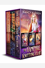 Vampire Knitting Club Boxed Set: Books 1-3 Kindle Edition
