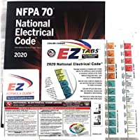 NFPA National Electrical Code (NEC) Paperback, with Multipurpose Ball Pen + Eztab + Quick Card