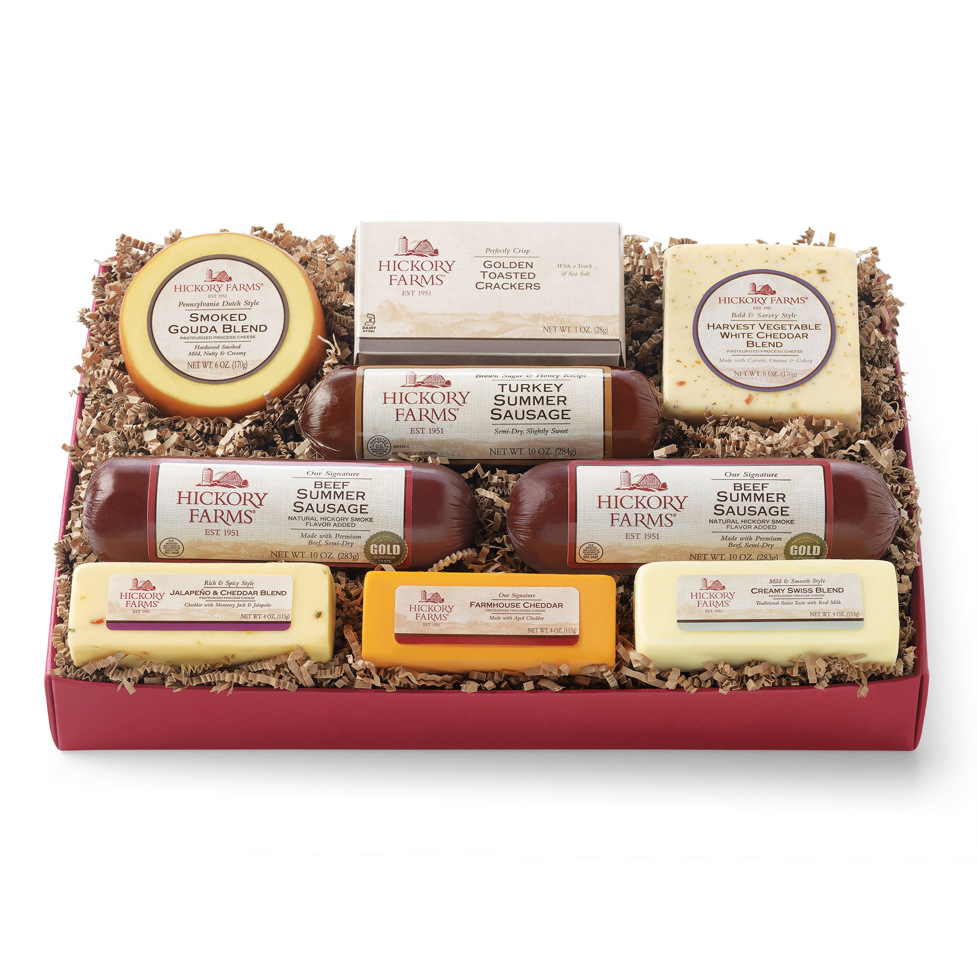 Hickory Farms Celebration Collection: Amazon.com: Grocery & Gourmet Food