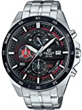 Casio Edifice – Men's Analogue Watch with Stainless Steel Bracelet