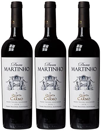 Bacalhoa Wines Dom Martinho 2010 Wine 75 Cl Case Of 3 Amazon Co