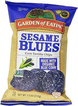 Garden Of Eatinu0027 Sesame Blues Chips, ...