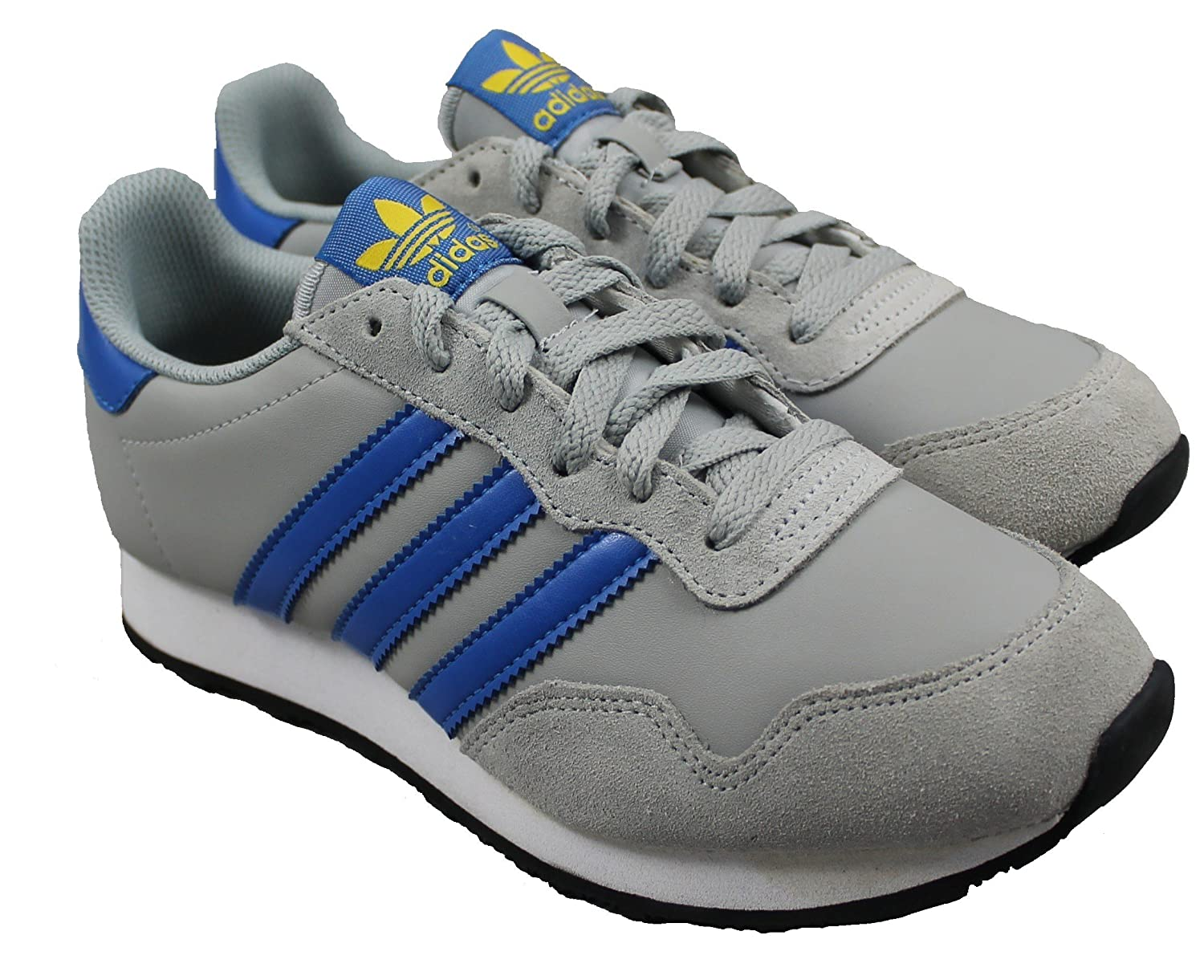 adidas Ocis Runner d65671, Baskets Mode Homme Grey Size: 9 UK:  Amazon.co.uk: Shoes & Bags