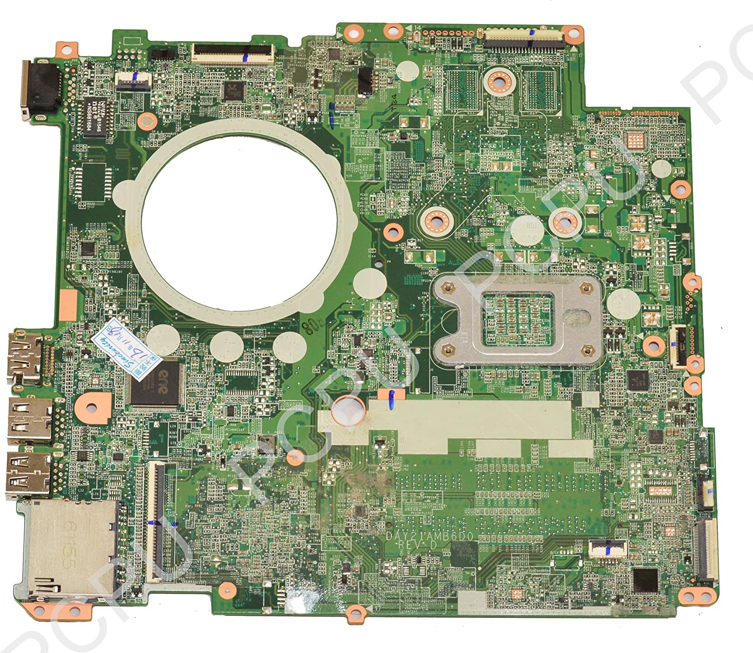 HP Pavilion 17-P Laptop Motherboard w// AMD A10-7300 1.9Ghz CPU 809985-601