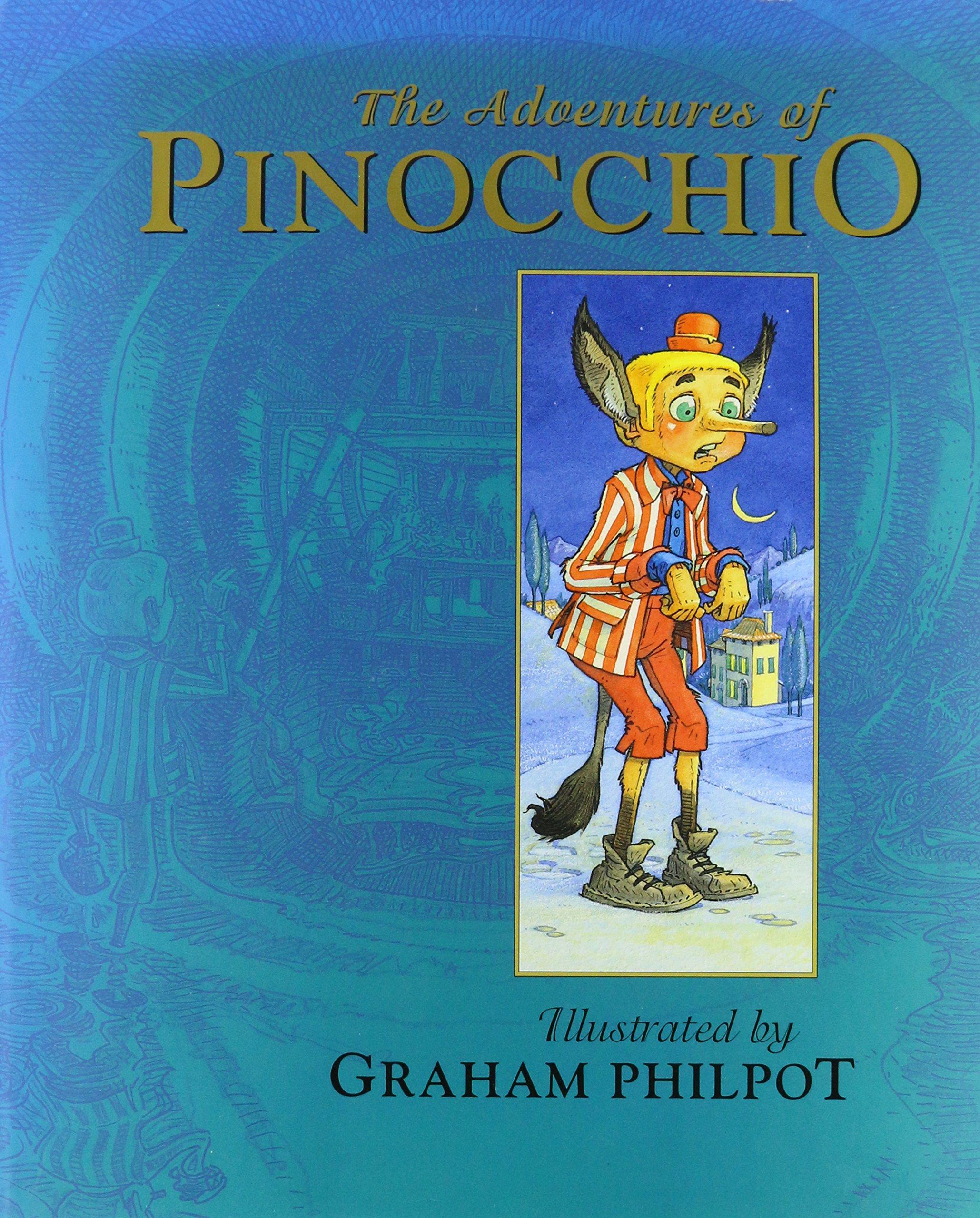 Read Online Adventures of Pinocchio pdf epub