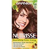 Amazon Price History for:Garnier Nutrisse Nourishing Hair Color Creme, 535 Medium Gold Mahogany Brown (Packaging May Vary)
