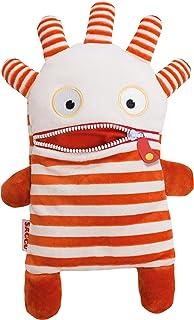 Worry Monster Plush Soft Toy blue & orange: Amazon co uk
