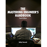 The Mastering Engineer's Handbook 4th Edition book cover