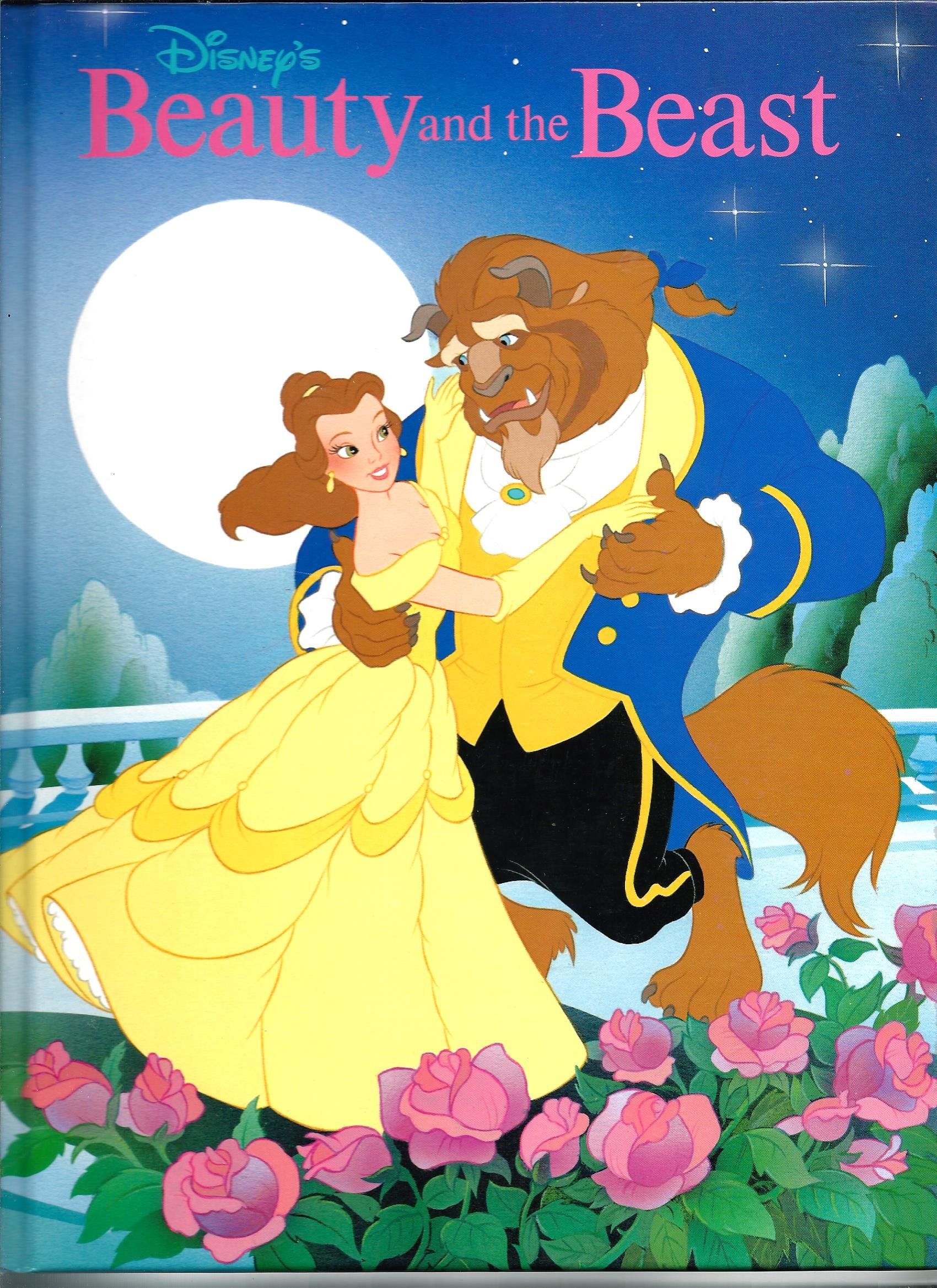 Disney S Beauty And The Beast Word Book Editor 0033500123917 Amazon Com Books