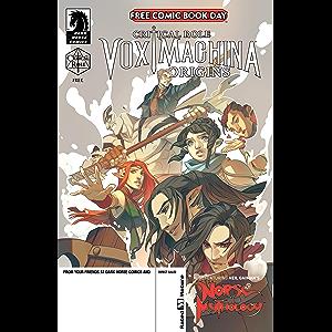 Free Comic Book Day 2020 (General) (Dark Horse FCBD)