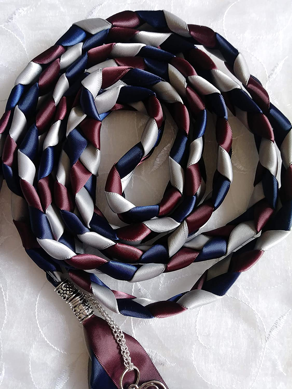 Custom Handfasting Cord ~ 100/% natural cotton cords sustainable wedding ribbon