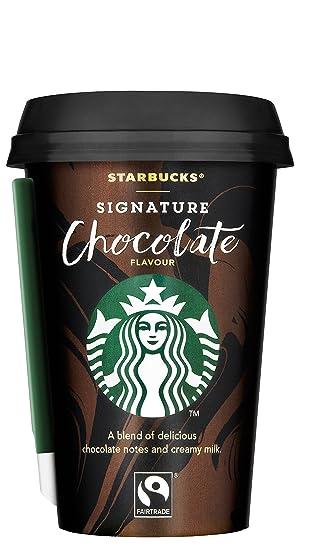 Starbucks Leche (Chocolate Signature) - 220 ml.