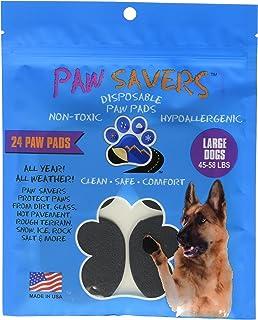 Large Paw Savers Disposable Dog Paw Pads