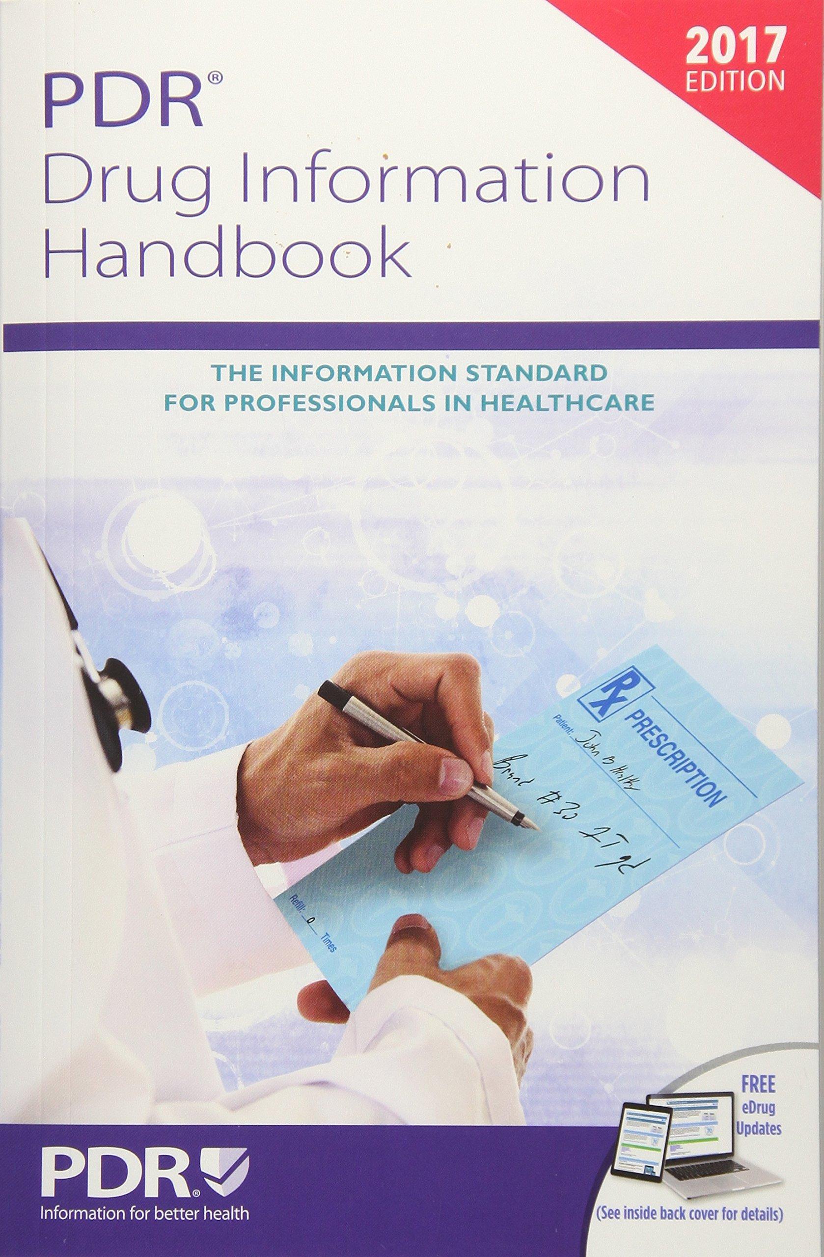 Strange Buy 2017 Pdr Drug Information Handbook Book Online At Low Interior Design Ideas Clesiryabchikinfo