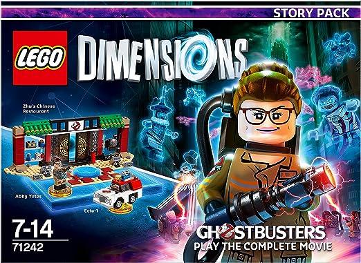 Warner Bros Interactive Spain Lego Dimensions: Nuevo Ghostbuster (Story Pack): Amazon.es: Videojuegos