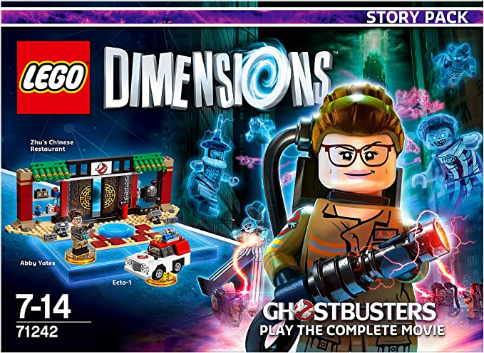 Warner Bros Interactive Spain Lego Dimensions: Nuevo Ghostbuster (Story Pack): Amazon.es: Videojuegos