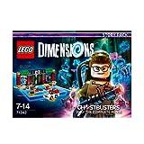 Jeu vidéo 'Lego Dimensions' - SOS Fantômes Ghostbusters - Pack Histoire