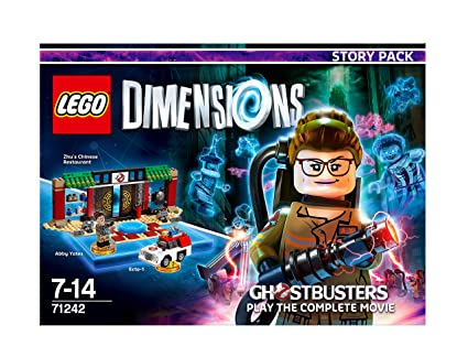 LEGO Dimensions: Ghostbusters Story Pack: Amazon.co.uk: PC & Video ...