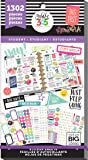 me & my BIG ideas Sticker Value Pack for Classic Planner - The Happy Planner Scrapbooking Supplies - Student Theme…