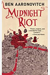 Midnight Riot (Rivers of London Book 1) Kindle Edition