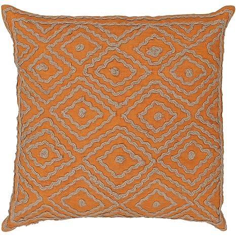 Amazon.com: Surya ld029 – 2020P sintético almohada de ...