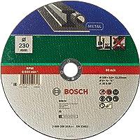 Bosch Home and Garden 2609256319 DIY Skärskiva för Vinkelslipare, Silver, 230 mm, A 30 S BF