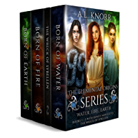 The Elemental Origins Series: Books 1-3 (Water, Fire, Earth) (English Edition)
